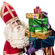 Sinterklaas website