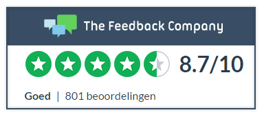 The feedback company 8.7