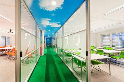 Een hbo opleiding volgen in een designkantoor for Interieur opleidingen hbo