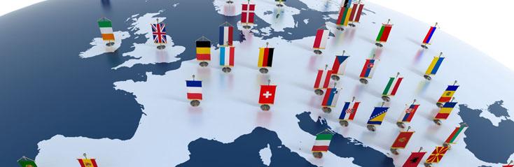 Kort HBO programma Concepten van Europa