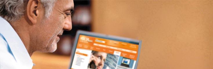 Internet en e-mail voor 50plus