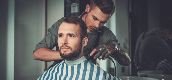 Barbier-Uiterlijke verzorging en Styling-Thuisstudie