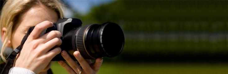 Beroepsfotograaf worden